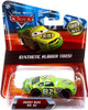 Disney Cars Synthetic Rubber Tires Shiny Wax Exclusive Diecast Car