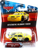 Disney Cars Synthetic Rubber Tires Sidewall Shine Exclusive Diecast Car