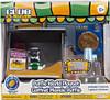 Club Penguin Puffle World Skate Park 1-Inch Playset