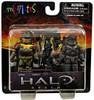 Halo Minimates Series 1 Jorge & Noble 6 Minifigure 2-Pack