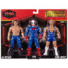 TNA Wrestling Genesis AJ Styles, Suicide & Kurt Angle Action Figure 3-Pack