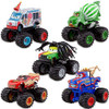 Disney Cars Cars Toon Monster Truck Mater {Random Color Tormentor} Exclusive PVC Figurine Set [New]