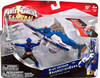 Power Rangers Samurai Blue Ranger SwordfishZord Action Figure