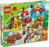 Duplo Lego Ville Big City Zoo Set #5635