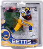 McFarlane Toys NFL Los Angeles Rams Sports Picks Series 26 Jerome Bettis Action Figure [White Jersey]