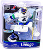McFarlane Toys NHL Vancouver Canucks Sports Picks Series 28 Roberto Luongo Action Figure [White Jersey]