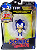 Sonic The Hedgehog 20th Anniversary Sonic Through Time Sonic Action Figure [1991]