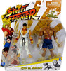 Street Fighter Classic Ryu Vs. Sagat Action Figure 2-Pack