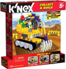 K'Nex Construction Crew Excavator Set #11561