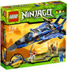 LEGO Ninjago Jay's Storm Fighter Set #9442