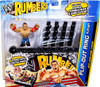 WWE Wrestling Rumblers Series 2 Flip-Out Ring Mini Figure Playset [With John Cena]