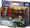 Mega Bloks Halo Metal Series Battle Pack 1 Set #97034