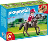 Playmobil Horses Arabian Horse with Jockey and Stable Set #5112