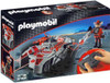 Playmobil Future Planet Dark Rangers' Explorer with IR Knockout Cannon Set #5156