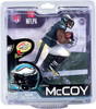 McFarlane Toys NFL Philadelphia Eagles Sports Picks Series 31 LeSean McCoy Action Figure [Green Jersey]