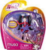 Winx Club Concert Collection Musa 3.75-Inch Doll Figure