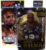 UFC Ultimate Collector Series 10 Anderson Silva Action Figure [Championship Edition]