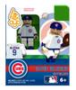 Chicago Cubs MLB Generation One David DeJesus Minifigure
