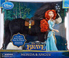 Disney / Pixar Brave Merida & Angus Exclusive 12-Inch Doll Set