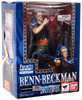 One Piece Figuarts ZERO Benn Beckman Statue