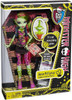 Monster High Venus McFlytrap 10.5-Inch Doll [With Chewlian]