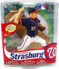 McFarlane Toys MLB Washington Nationals Sports Picks Series 31 Stephen Strasburg Action Figure [Dark Blue Jersey]