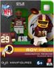 Washington Redskins NFL Generation 1 2012 Season Roy Helu Minifigure