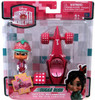 Disney Wreck-It Ralph Sugar Rush Racer Taffyta Muttonfudge & Pink Lightning Figure Set