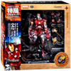 Marvel Avengers Sci-Fi Revoltech Iron Man Super Poseable Action Figure #042 [Mark VII]