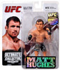 UFC Ultimate Collector Series 12.5 Matt Hughes Action Figure [Limited Edition]