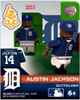 Detroit Tigers MLB Generation 2 Series 3 Austin Jackson Minifigure
