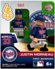 Minnesota Twins MLB Generation 2 Series 2 Justin Morneau Minifigure