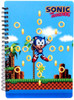 Sonic The Hedgehog Classic Sonic Oops! Notebook