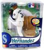 McFarlane Toys MLB Seattle Mariners Sports Picks Series 31 Felix Hernandez Action Figure [White Jersey]