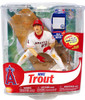 McFarlane Toys MLB Anaheim Angels Sports Picks Series 31 Mike Trout Action Figure [MLB Authenticated Base]