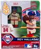 Philadelphia Phillies MLB Generation 2 Series 4 Roy Halladay Minifigure