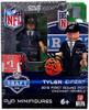 Cincinnati Bengals NFL 2013 Draft First Round Picks Tyler Eifert Minifigure