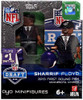 Minnesota Vikings NFL 2013 Draft First Round Picks Sharrif Floyd Minifigure