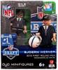 Indianapolis Colts NFL 2013 Draft First Round Picks Bjoern Werner Minifigure