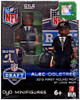 St. Louis Rams NFL 2013 Draft First Round Picks Alec Ogletree Minifigure