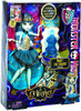 Monster High 13 Wishes Frankie Stein 10.5-Inch Doll