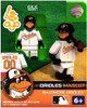 Baltimore Orioles MLB Generation 1 Series 1 The Oriole Bird Minifigure