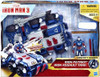 Iron Man 3 Concept Series Iron Patriot Iron Assault Tank Exclusive Action Figure Vehicle
