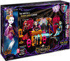 Monster High 13 Wishes Party Lounge with Spectra Vondergeist 10.5-Inch Doll