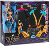 Monster High 13 Wishes Desert Frights Oasis with Cleo De Nile 10.5-Inch Doll