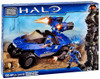 Mega Bloks Halo The Ultimate Collector's Series Blue Series Rockethog Exclusive Set #97159