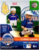 American League MLB Generation 2 Series 2 Chris Davis Minifigure [All-Star Game]