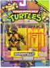 Teenage Mutant Ninja Turtles 1987 Retro Donatello Action Figure