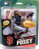 McFarlane Toys MLB Sports Picks Collectors Club Exclusive Buster Posey (San Francisco Giants) Exclusive Action Figure [Gray Jersey]