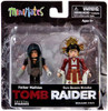 Tomb Raider Minimates Father Mathias & Sun Queen Himiko Minifigure 2-Pack